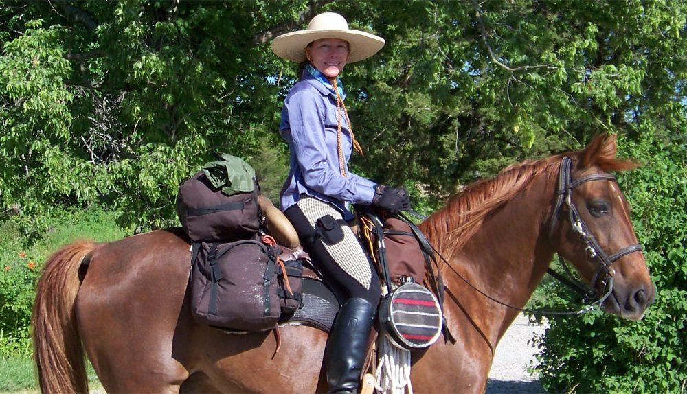 Long Rider, Lisa D. Stewart